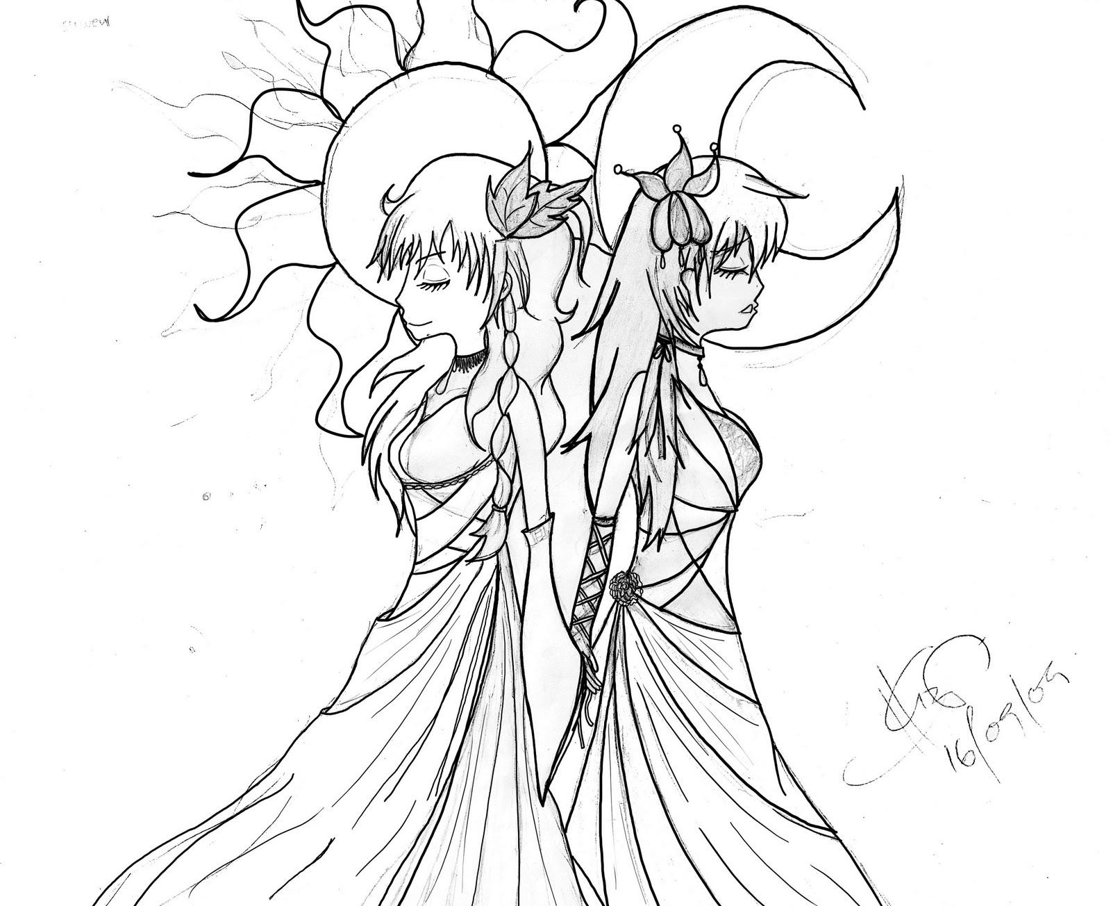 1600x1304 Insert Creativity Here] Suwen's Evil Anime