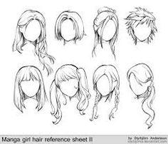 236x202 Êàðòèíêè ïî çàïðîñó niger hair sketch People#39s character