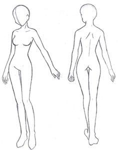 236x299 Girl, Body, Female How Draw Mangaanime How