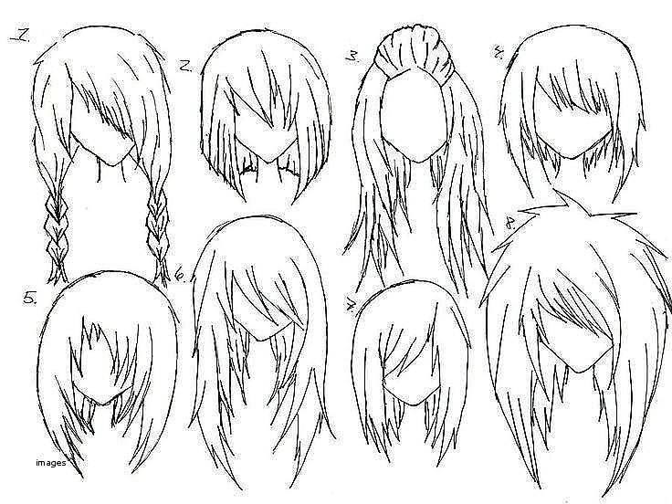 736x552 Cute Hairstyles New Cute Anime Hairstyles For Long Hair Cute