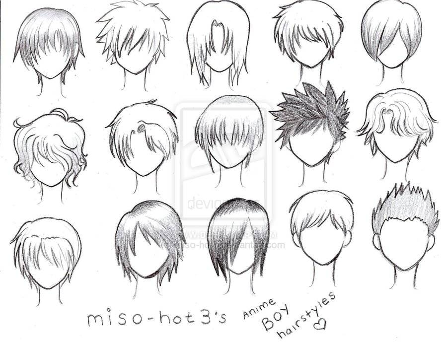 900x691 Good Hair Movement They Look Realistic In A Comic Sort Of Way