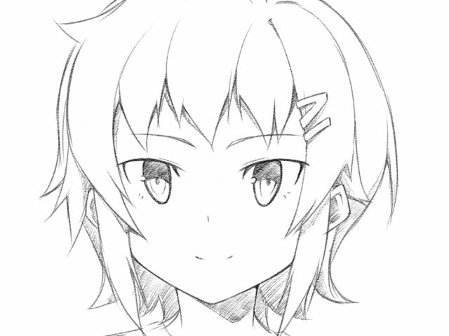 640x480 Drawing Anime Heads Different Angles Drawing Anime Heads