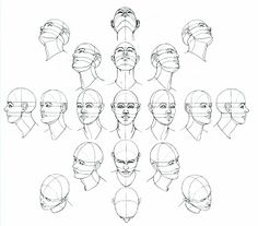 236x207 How To Draw Anime Heads