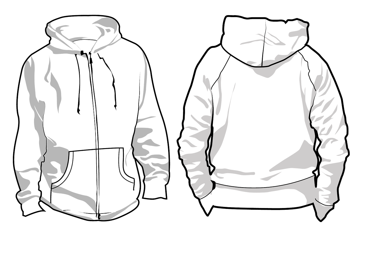 1280x897 Sweatshirt Coloring Pages