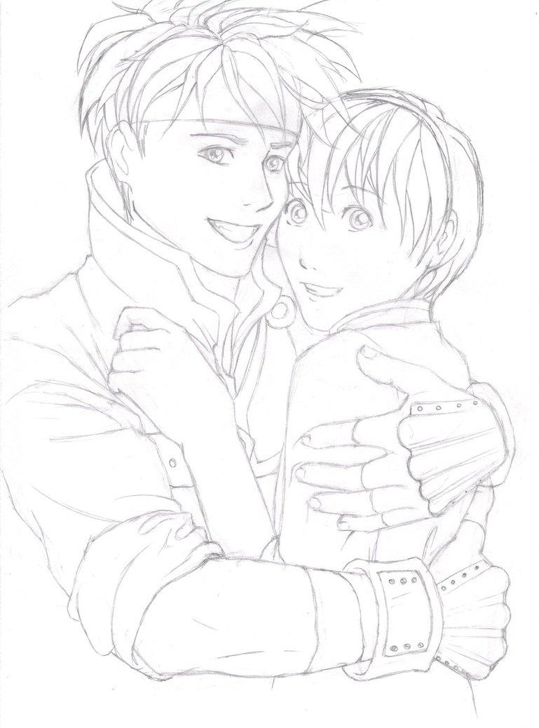769x1038 Anime Couple Hugging Drawings In Pencil Anime Hug Drawing Pencil