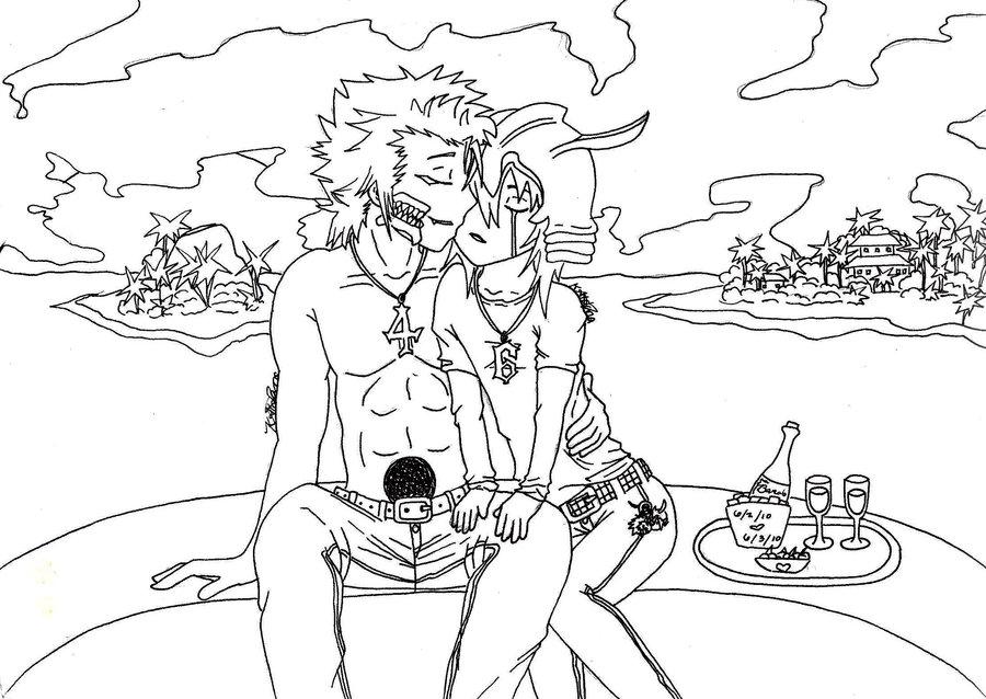 900x638 Leftchoberigh Anime Emo Love Kiss