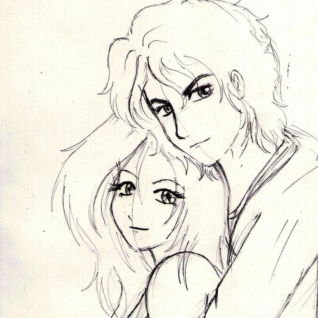 Anime Love Drawing At Getdrawings Com Free For Personal Use Anime