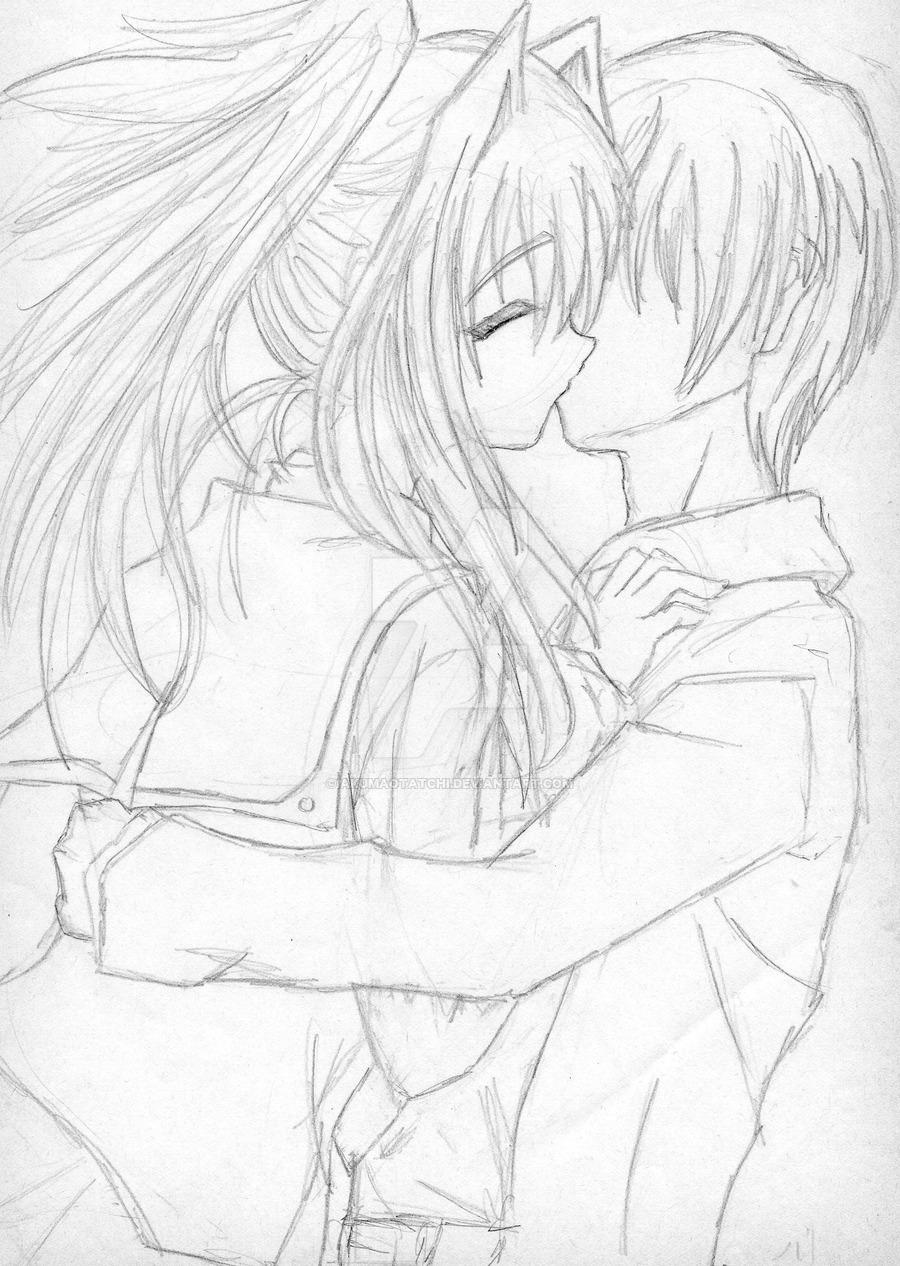 900x1266 Anime Love By Akumaotatchi