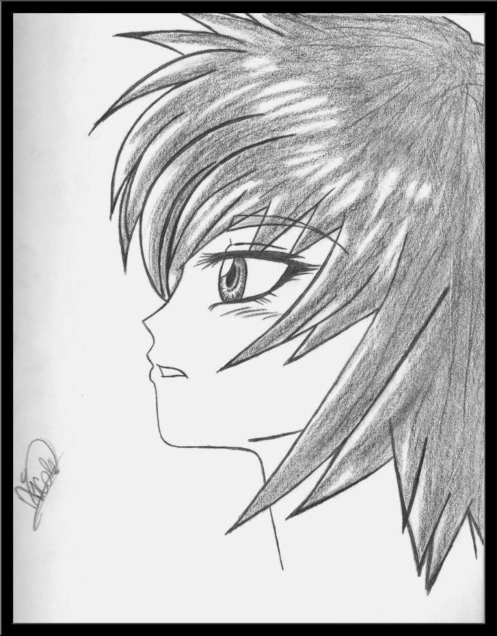 720x921 Ideas For Drawing Anime That You Will Love