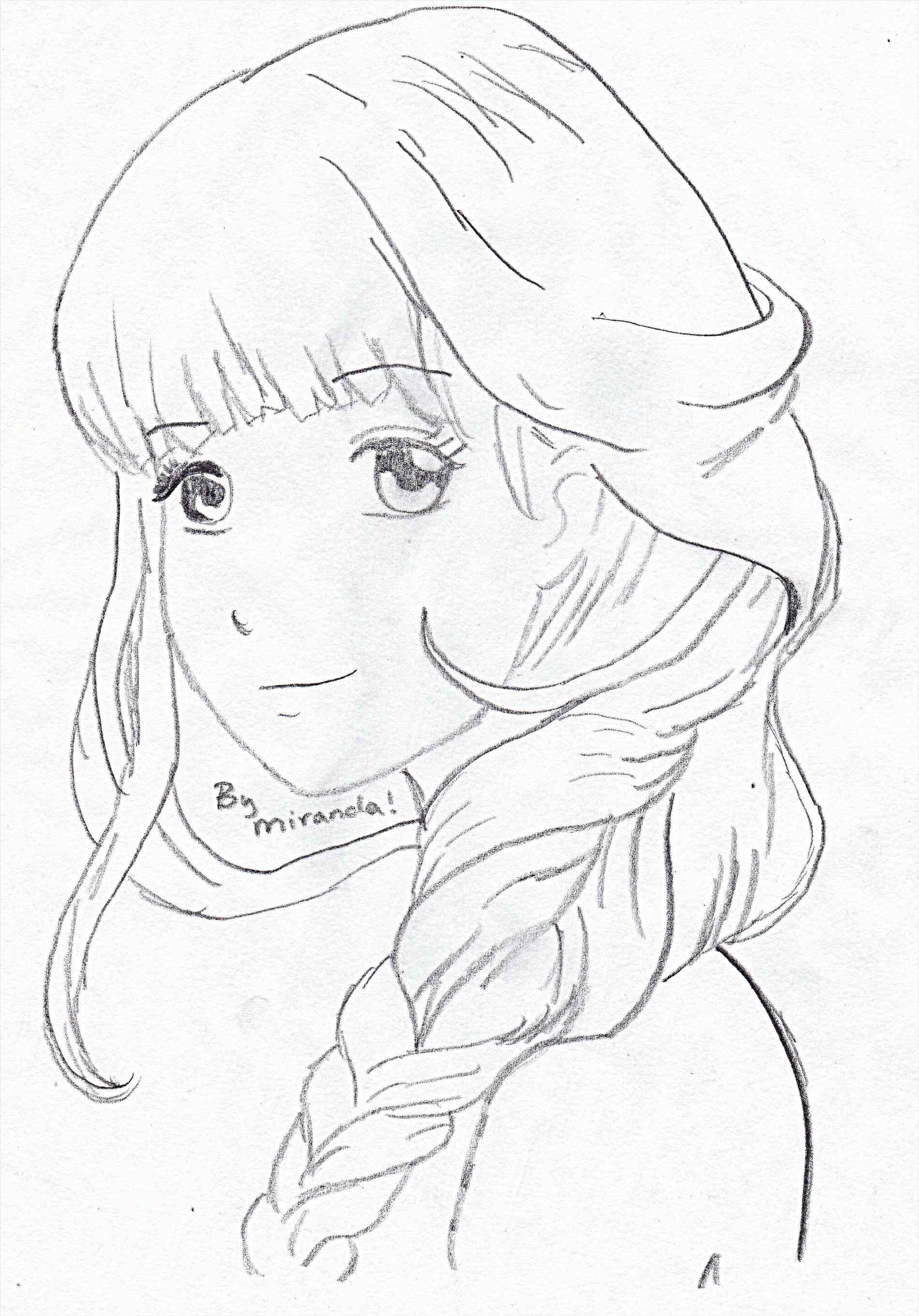1899x2719 Manga Face Side View To Draw Anime Easier For Beginners Male Head