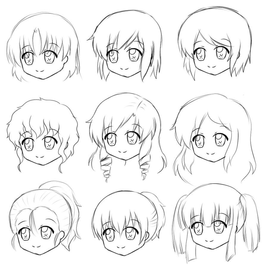 894x894 Seven Disadvantages Of Chibi Hairstyles And How You Can Workaround