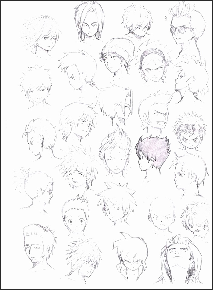 706x961 Anime Guy Hair Styles Dhwzu Awesome Male Style 1 By