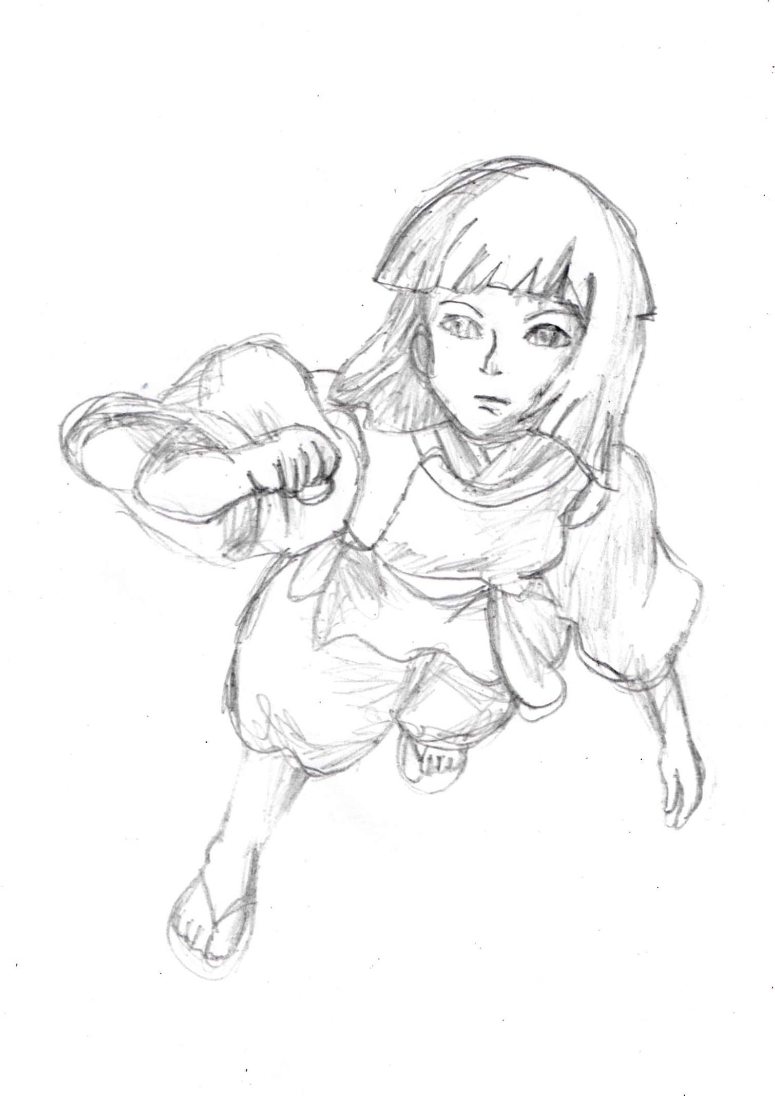 1510x2135 Spte By Step Tutorial Of Anime Manga Character From Spirited Away