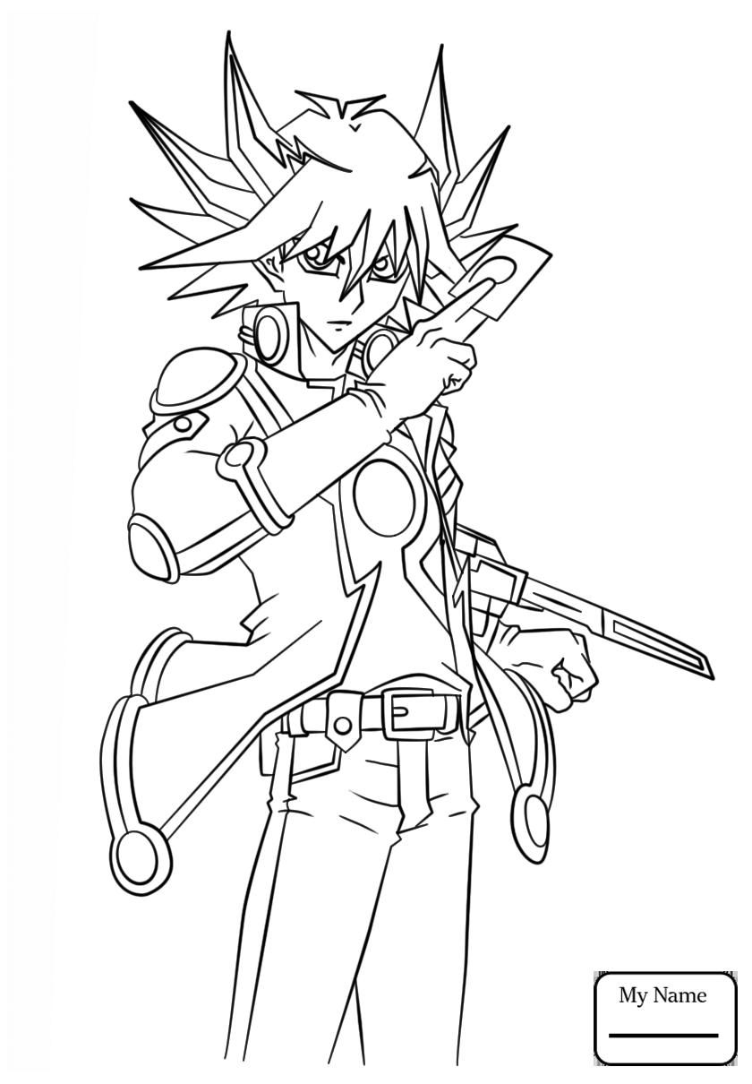 840x1210 Tea Gardner Anime Manga Coloring Pages