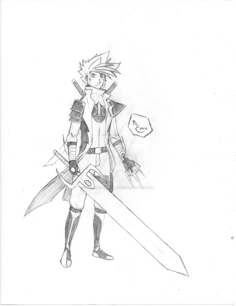 786x1017 The Swordsman