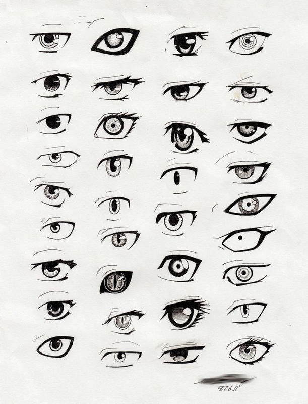 611x800 Eyes, Mouth, And Nose