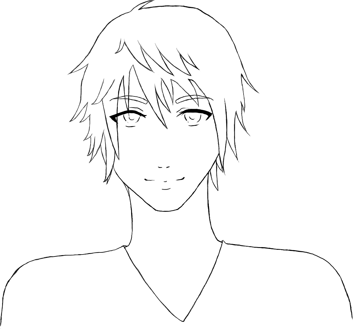 anime nose drawing at getdrawings com free for personal use anime