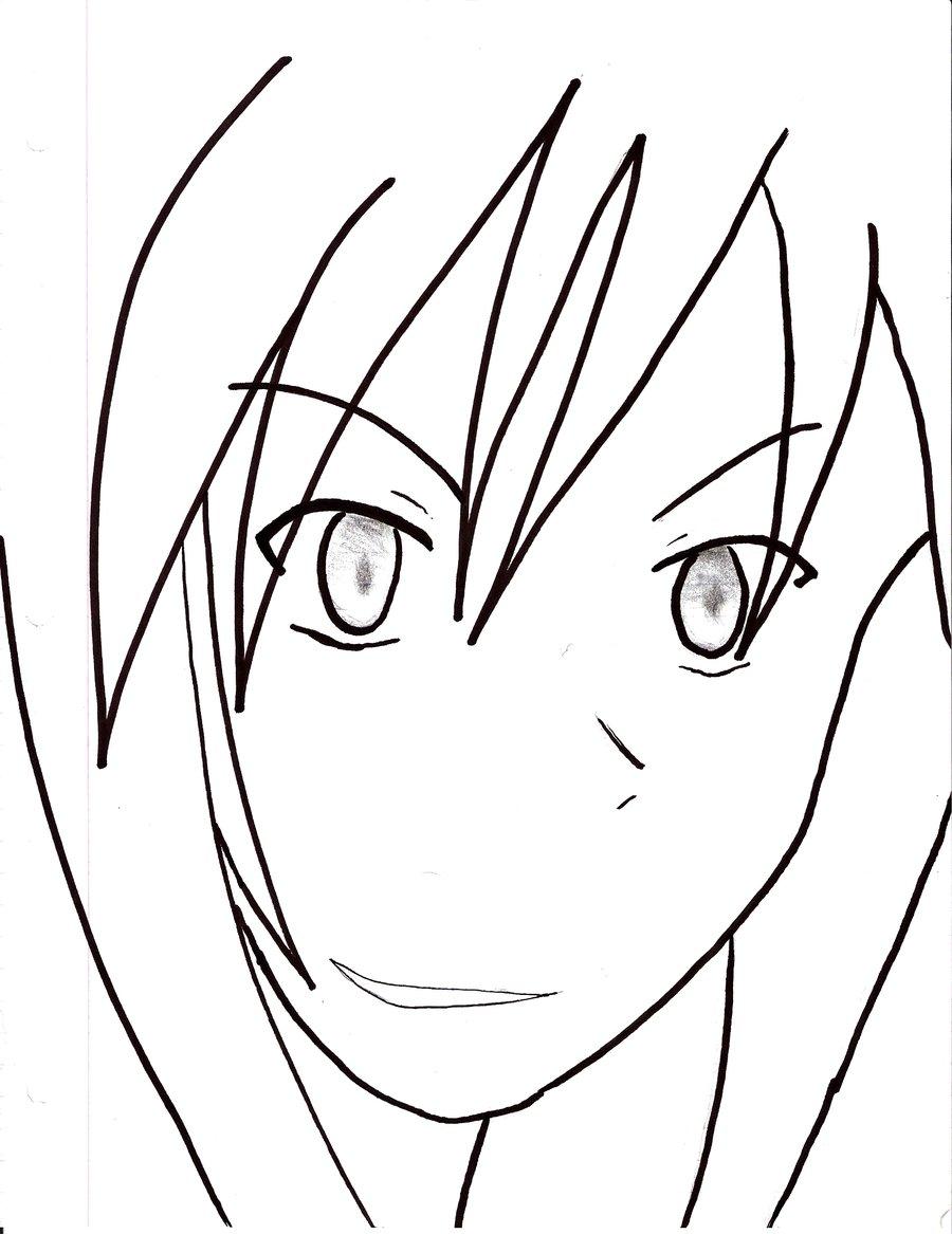 900x1167 Quick Manga Drawing Hikari By Anime Ftw92