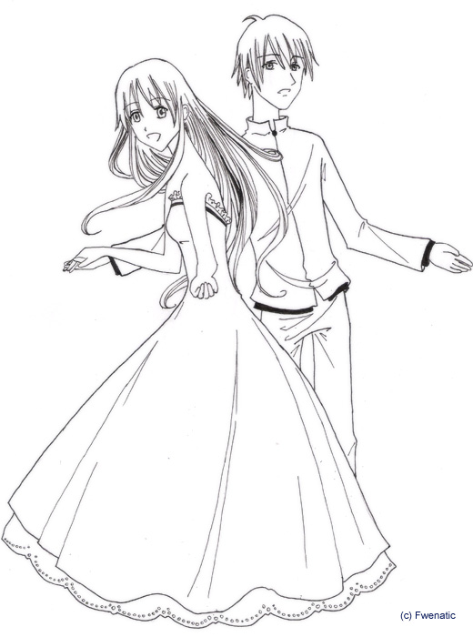 520x700 the prince n princess by fwenatic on deviantart