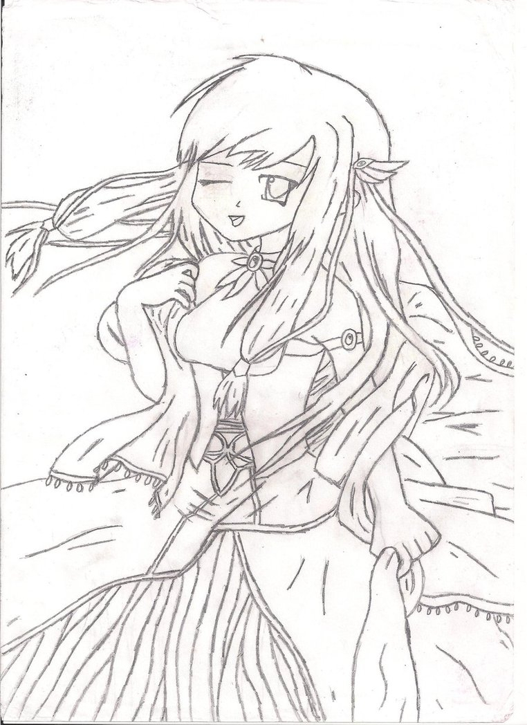 762x1048 Anime Princess Drawing Anime Princessmacayumi