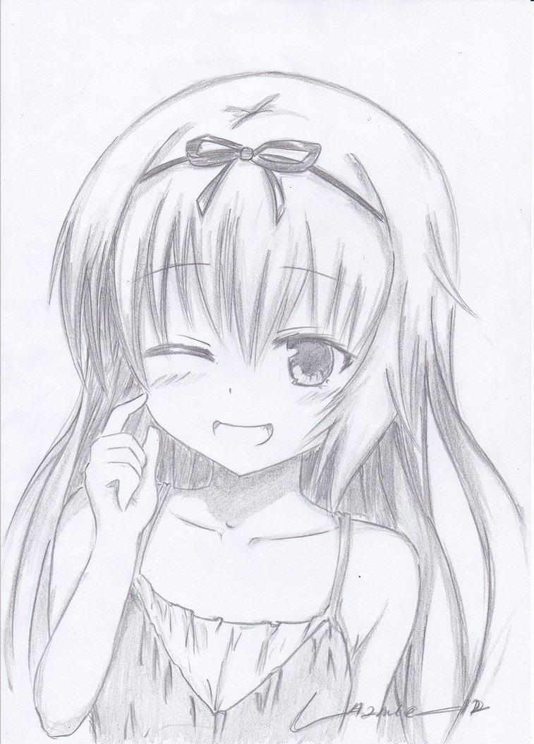 757x1055 Photos Simple Anime Sketches,