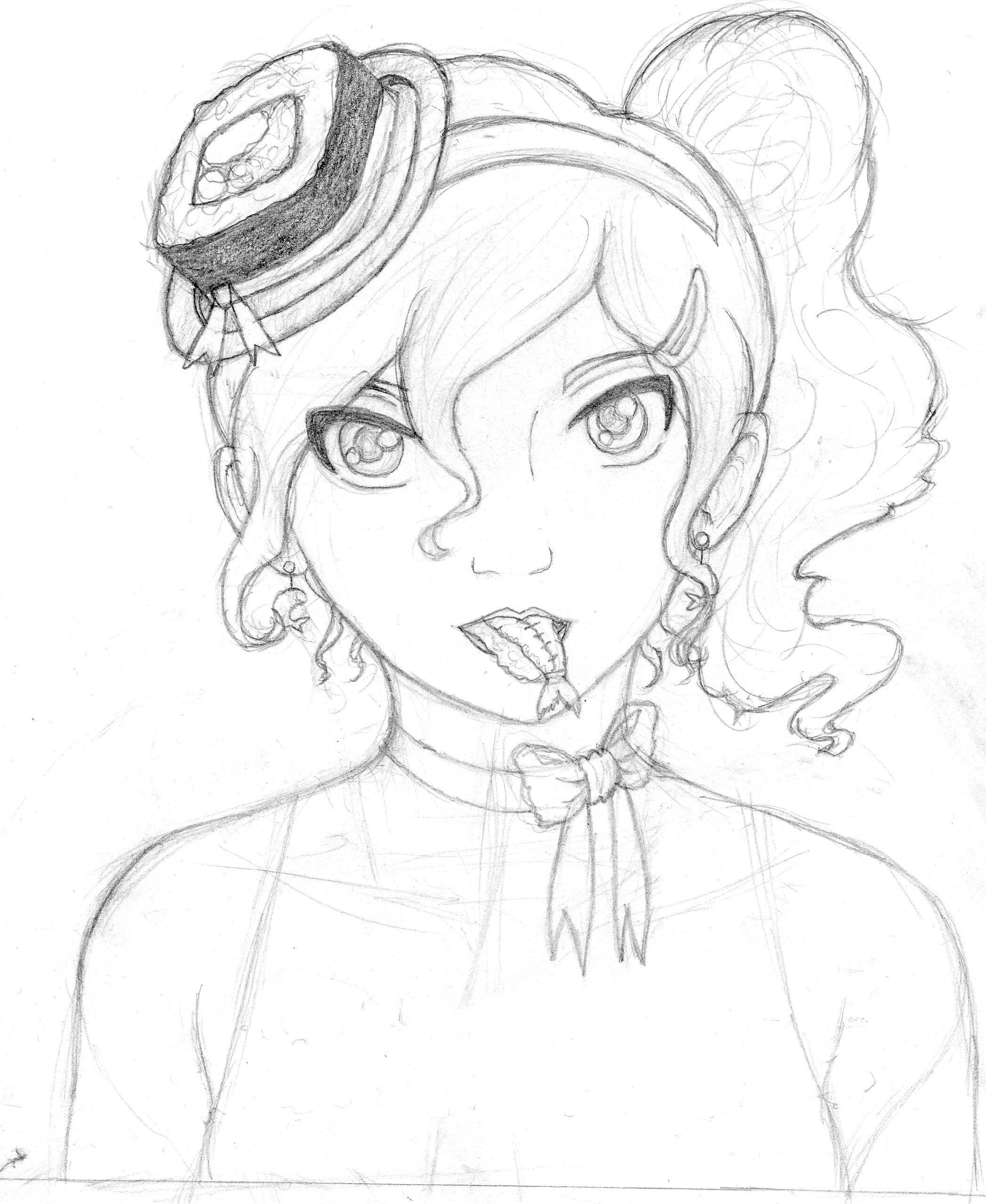 2093x2556 Anime Style Drawings Anime Style Drawings Random Anime Style