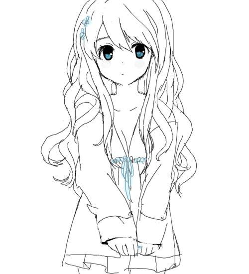 Anime Tumblr Drawing