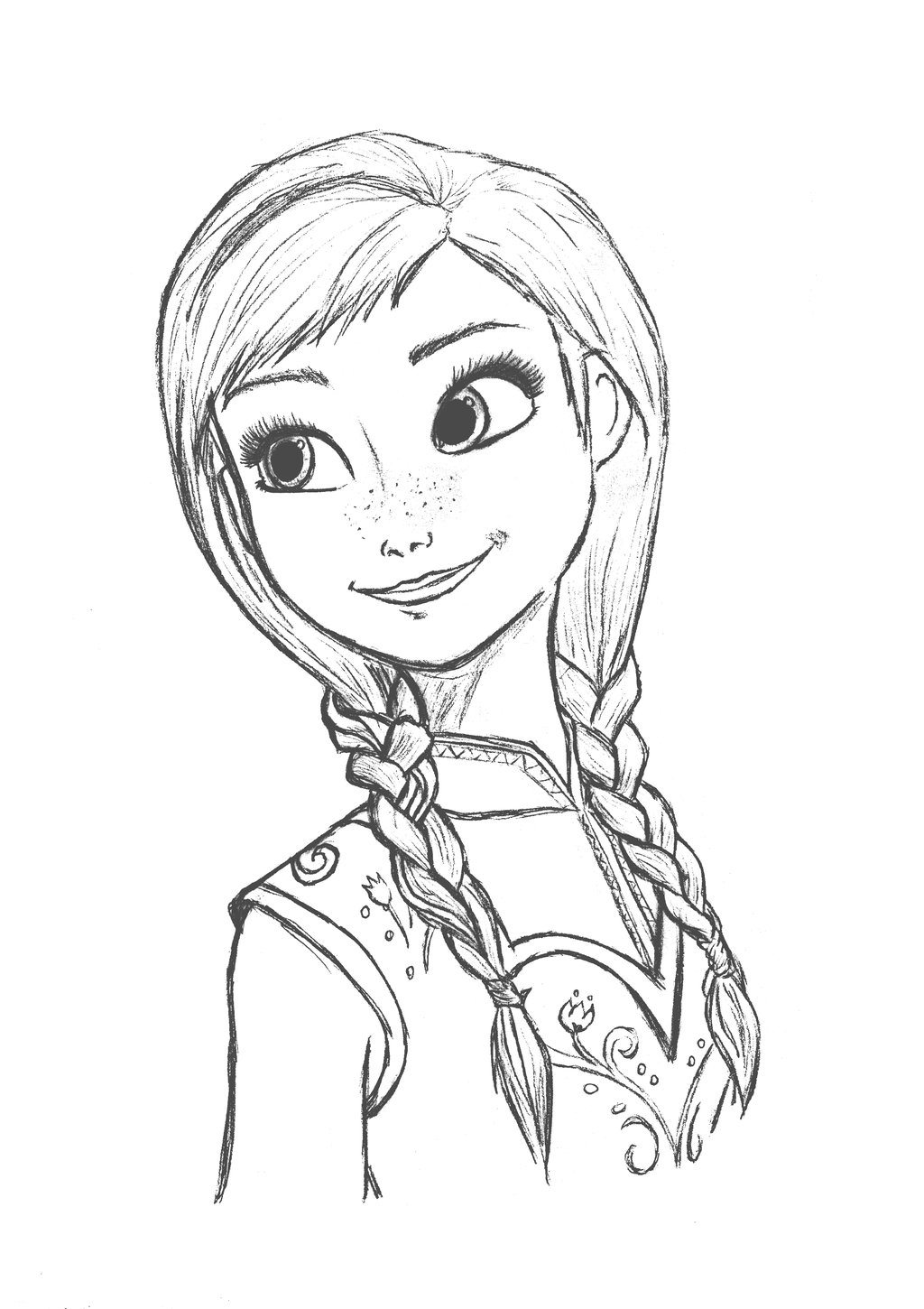 1024x1450 Princess Anna By Queenundy