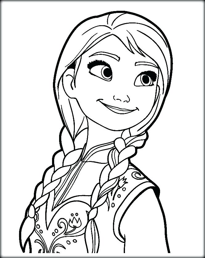 Anna Frozen Drawing At Getdrawings Com Free For Personal Use Anna
