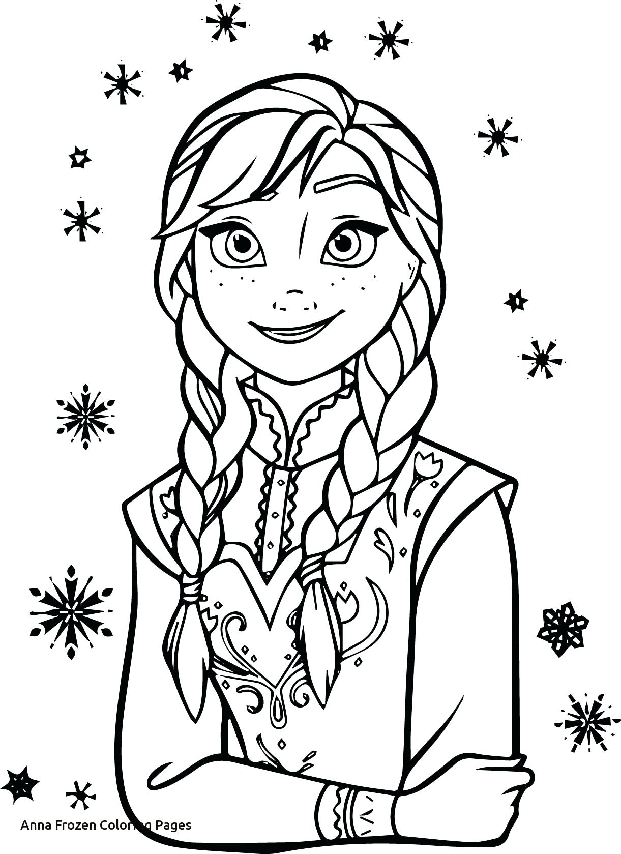 1221x1679 Coloring Anna Frozen Coloring
