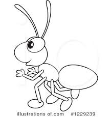 Ant Drawing For Kids at GetDrawingscom Free for personal use Ant
