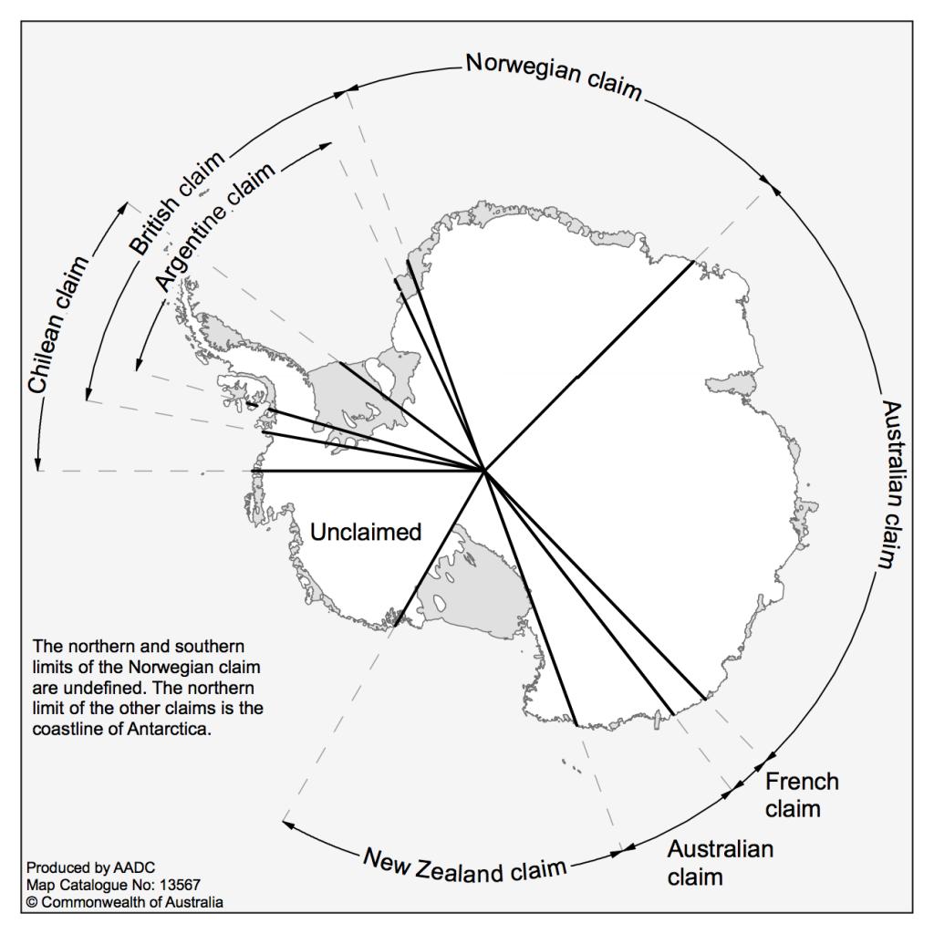 1024x1024 Who Owns Antarctica Australian Antarctic Division