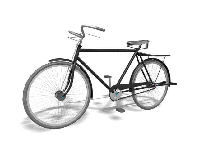 Antique Bicycle Drawing at GetDrawings com | Free for