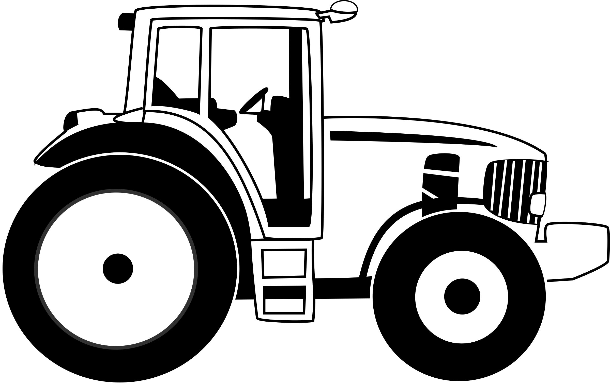 2400x1518 Free Tractor Icons Png, Tractor Images