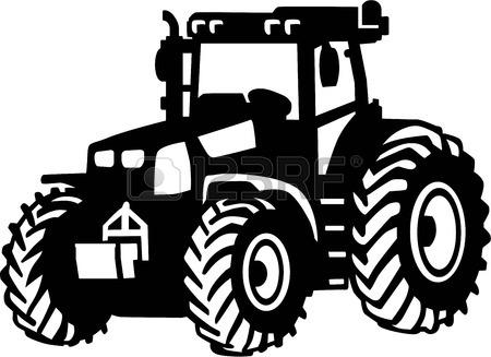 450x327 9,686 Farm Tractor Stock Vector Illustration And Royalty Free Farm