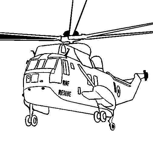 Old Fashioned Rescue Helicopter Coloring Pages Model - Resume Ideas ...