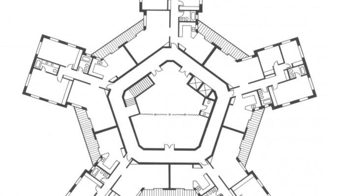 700x400 Floor Plan Studio Drawing