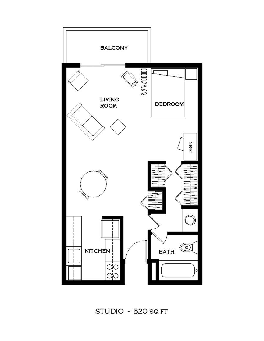 850x1100 Floor Plans Boulder, Co Kensington Apartments