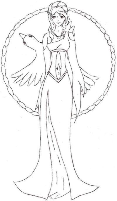 400x688 Aphrodite Cartoon Drawing Images Aphrodite Cartoon