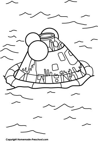 Apollo 11 Drawing At Getdrawings Com