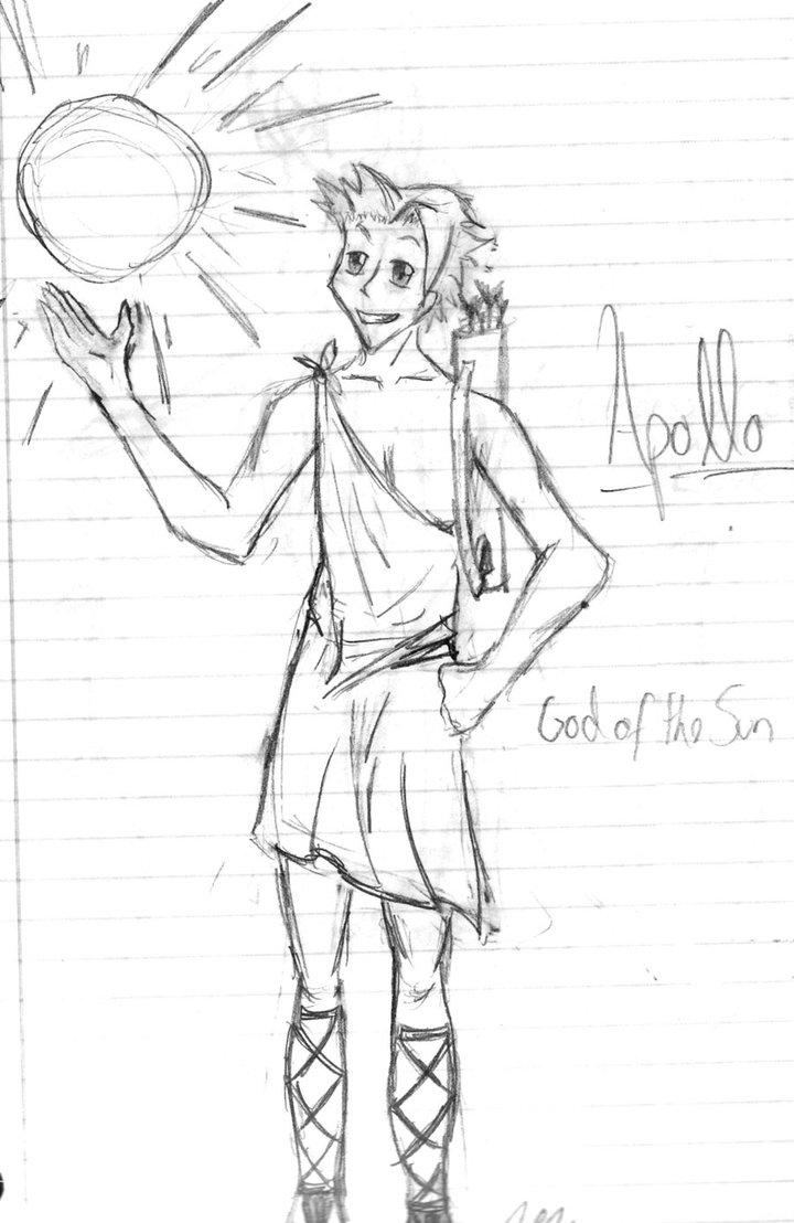 720x1108 Apollo By Ostentatiousnature