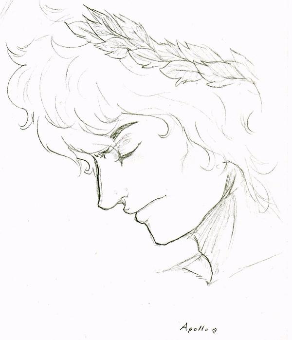 600x698 Apollo Sketch By Kiki Chan7