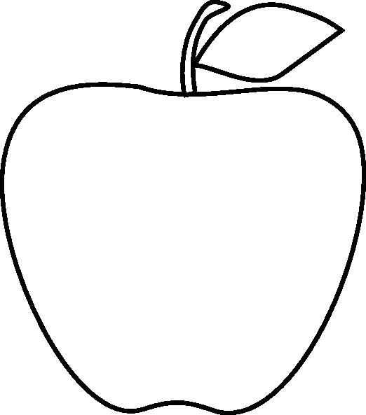 522x593 Apple Clip Art