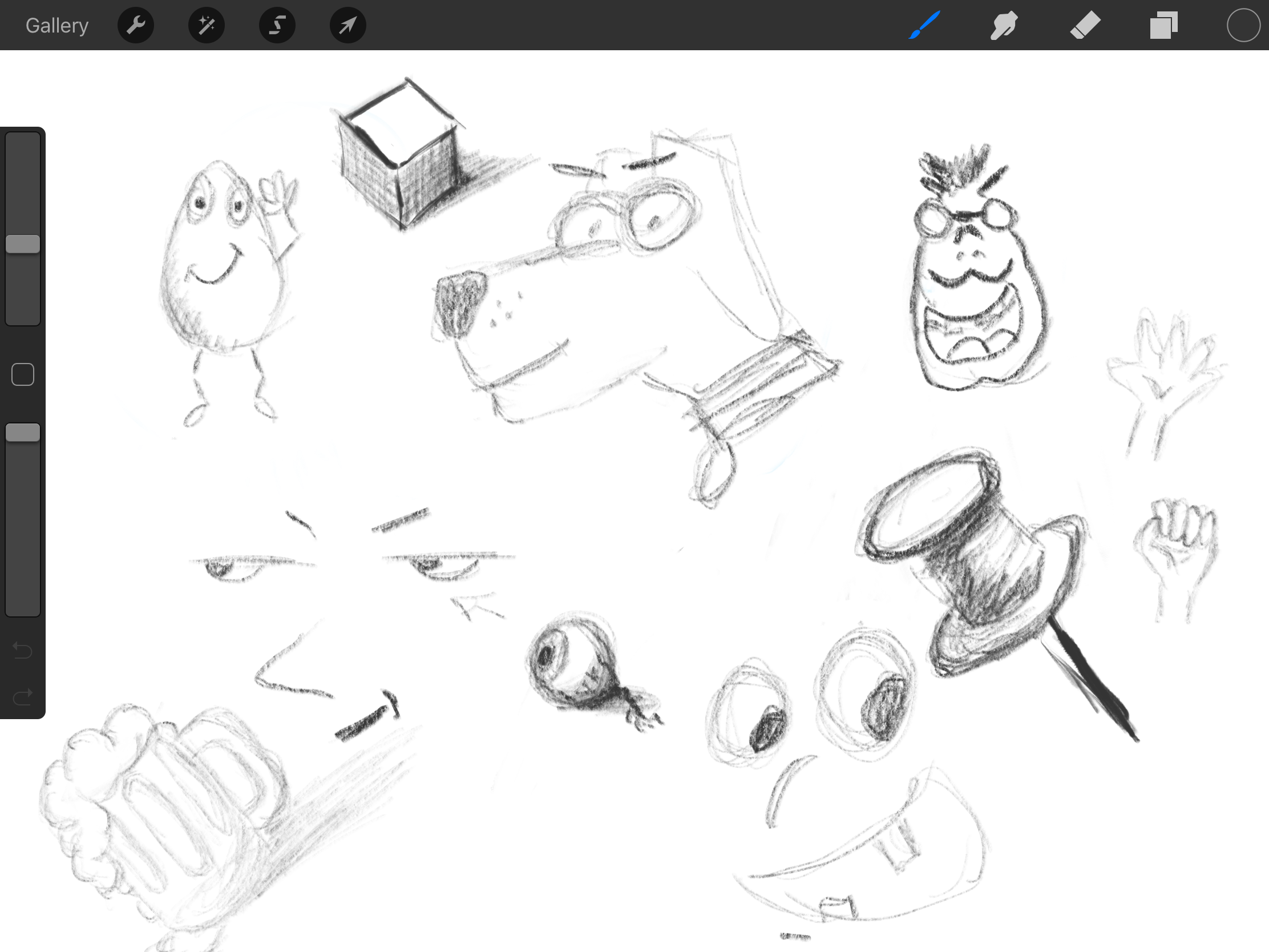 2224x1668 What The Apple Pencil Does Well