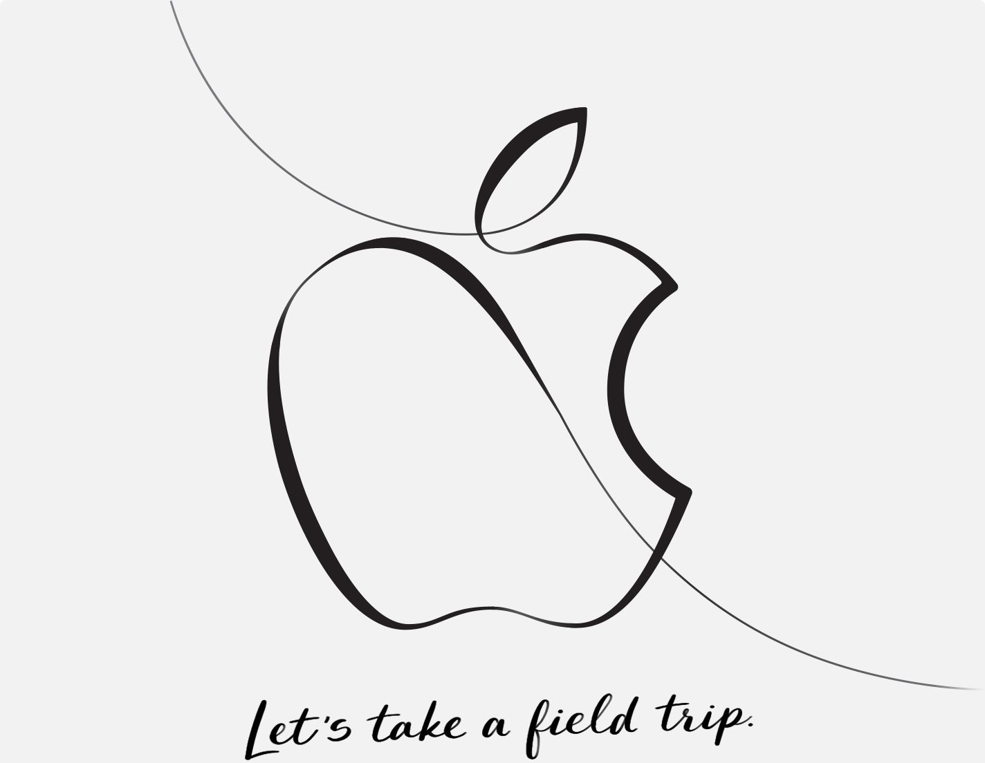 1424x1104 Apple Is Holding An Education Event On March 27