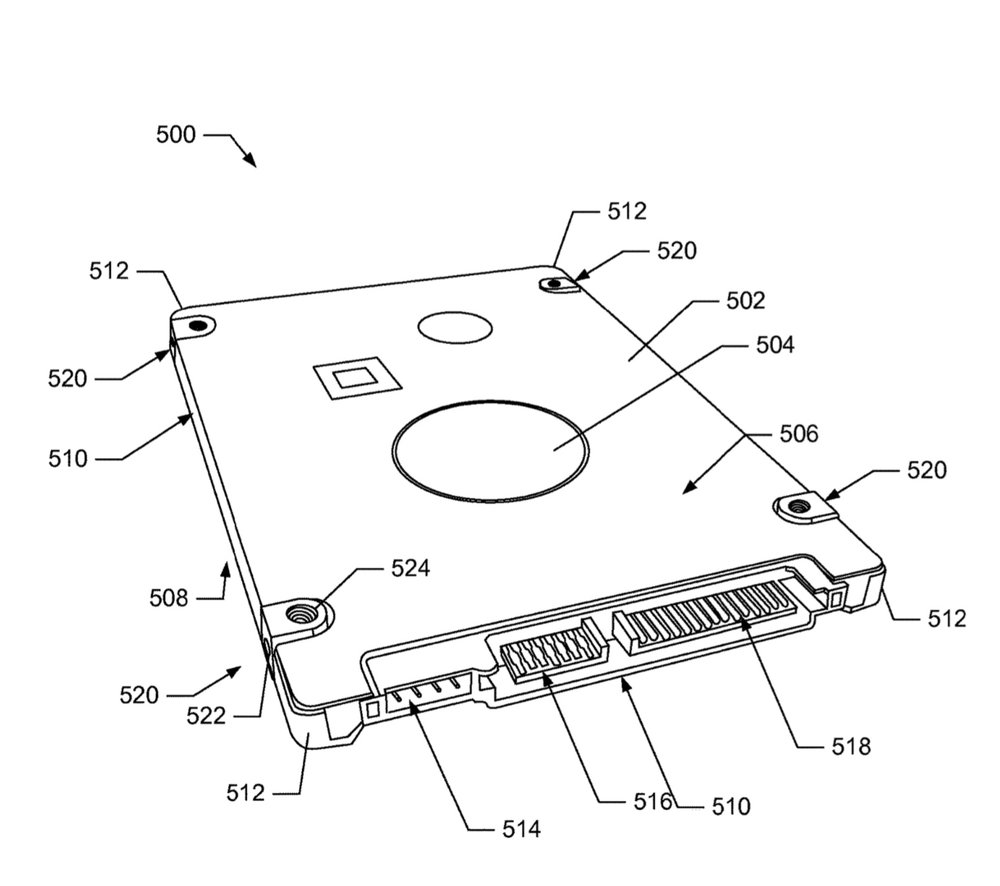 1000x886 Apple Patent Involves Mac Laptops With Easily Removed Solid State