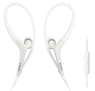 316x300 Sony Water Resistant Active Sport Style Stereo Headphones