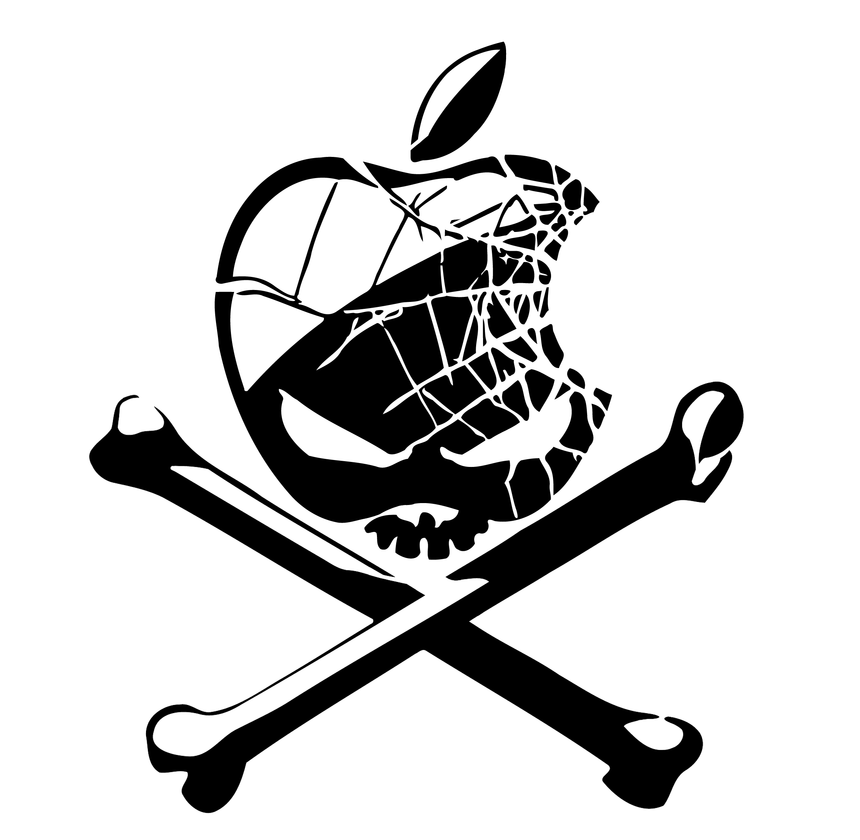2238x2184 Apple Death Stencil Template Stencil Templates