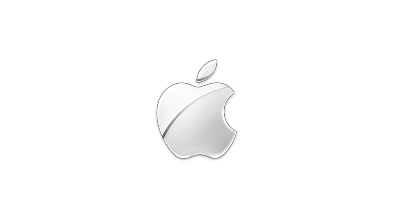 1280x720 Apple Logo Evolution Chris Talks Brands Logos