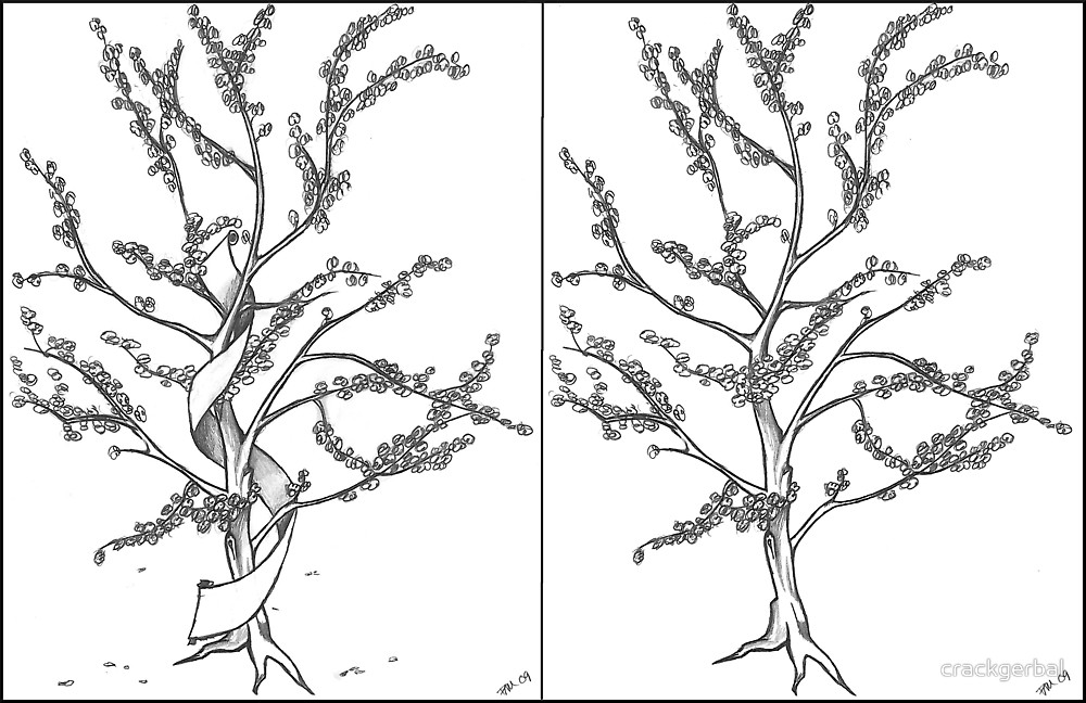 1000x648 Apple Tree Tattoo By Crackgerbal Redbubble